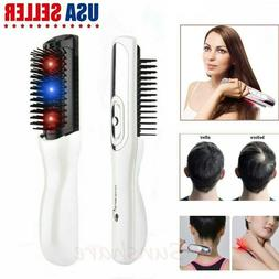 2 in1 laser massage comb infrared hair