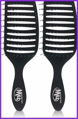 2 PACK - Women's Wet Brush Pro Epic Professional Quick Dry H