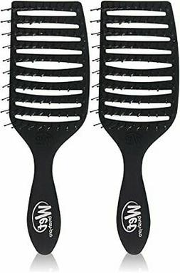 2 PACK - Women's Wet Brush Pro Epic Professional Quick Dry H