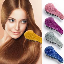 Anti-static Brush Hair Handle Tangle Shower Magic Detangling