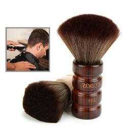 Barber Neck Duster Remove Cleaning Brush Salon Sweep Soft Ha