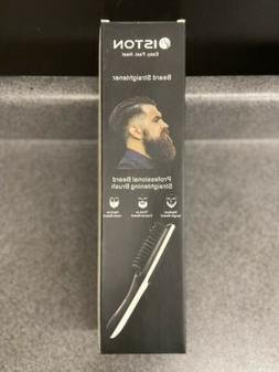 Beard Straightener for Men Ionic Hair Straightening Brush