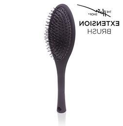The Hair Shop Black Loop Brush   Salon Professional Grade wi