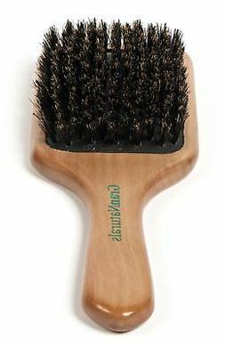 GranNaturals Boar Bristle Paddle Hair Brush nd Durable lasti