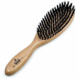 Kent Brushes Oval Cherry Wood Hairbrush, LC22