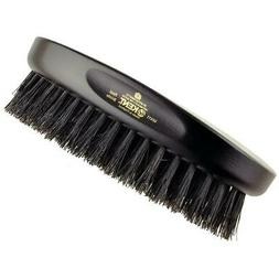 Kent Brushes Oval Ebony Wood Hairbrush, 6 Ounce