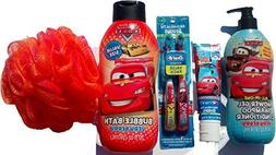 Bubble Bath Set Disney Pixar Cars .. 20 Fl Oz Disney Pixar C