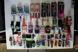 Bulk Wholesale Lot of 100 Goody, Conair, Revlon, Vidal Sasso