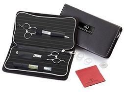 Olivia Garden SilkCutPro Shear and Thinner Zipper case deal