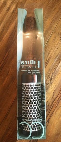 cc4 ceramic cork hair brush