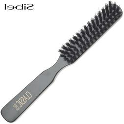Sibel Classic 60 100% Boar Bristle Hair Brush Flat & Thin Wi