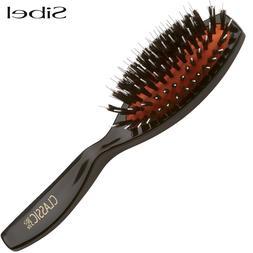 Sibel Classic 72 Hair Extension Hair Brush - Handbag Size +