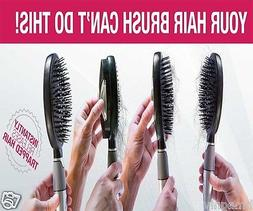 QWIK Cleaning Hair Brush Easy Clean&Releases Trapped Hair Us