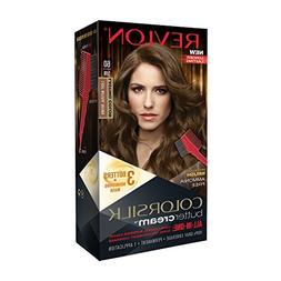 Revlon Colorsilk Buttercream Hair Dye, Light Natural Brown,