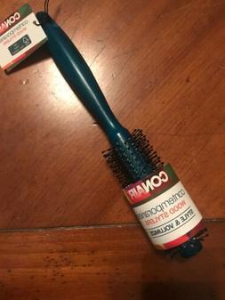 Conair Contemporaries Wood Stylers Brush + Bonus 3 Elastics,