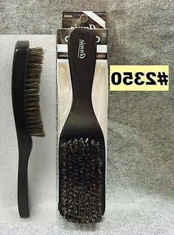 ANNIE CURVED WAVE BRUSH 100% BOAR & REINFORCED BRISTLES #235