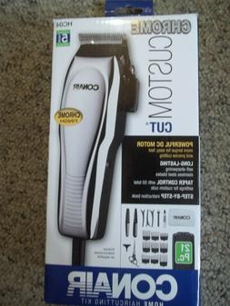 Conair Custom Cut 21-piece Haircut Kit; Home Hair Cutting Ki