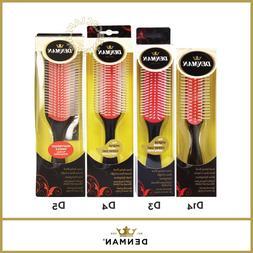 DENMAN D14 D3 D4 D5 SALON HAIRDRESSER HAIR BRUSH CLASSIC STY