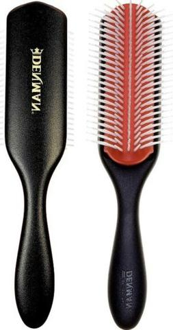 d5 large styling hair brush black handle