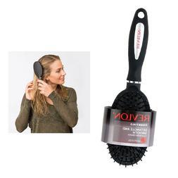 Revlon Detangle & Smooth Black Cushion Hair Brush