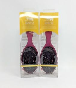 The Wet Brush SHINE Detangle Hair Brush **2-pack**