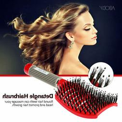 Detangle Hairbrush Hair Comb Women Hair Scalp Massage Comb W