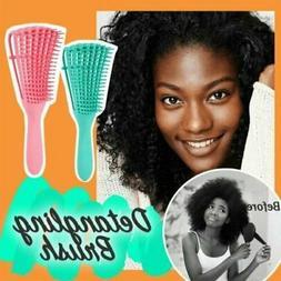 Detangling Brush Hair Combing Brush Detangle With Wet /Dry C