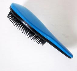 Detangling Hair Brush Blue Comfortable Hair Removes Tangles