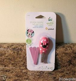 Safety 1st Disney Baby Minnie Mouse Nail Care Set Infant Cli
