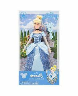 Disney Doll - Cinderella With Jeweled Hair Brush