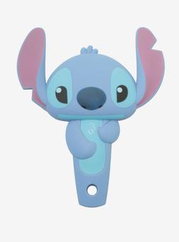 Loungefly Disney Lilo & Stitch Hair Brush 3D Molded Paddle H