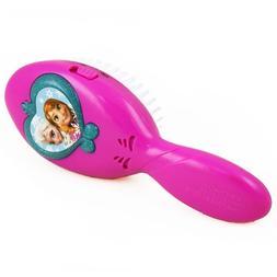 Disney Frozen Musical Hairbrush - GUARANTEED FUN - Shake for