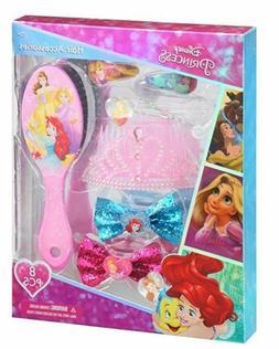 Disney Princess Hair Accessories Set  Hair clips, Hair pins,