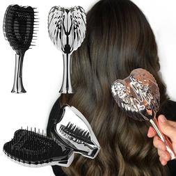 Tangle Angel Dry Wet Hair Brush All Hair Type Pro Detangling