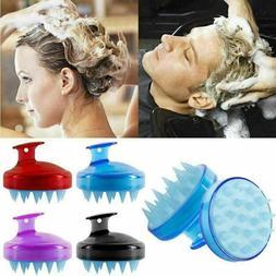durable scalp shampoo massage brush wash massager