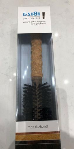 Ibiza Hair EX3 MEDIUM Round Brush Cork Handle