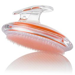 Exfoliating Brush to Treat and Prevent Razor Bumps and Ingro