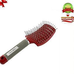EYX Formula Ball Tipped Hair Brush w/ Free Gift Head Scalp M