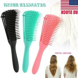 Fashion Women's Hair Brush Comb Anti-Static Scalp Comb Hair