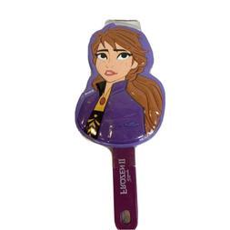 Disney Frozen 2 Kids Princess Anna Detangler Hair Brush Comb