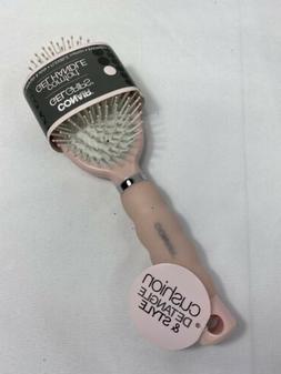 Conair  Gel Grips Cushion Detangle & Style  Hair Brush Light