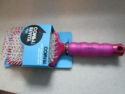 Conair Gel Grips Soft Gel Paddle Brush Ideal for Thick Hair