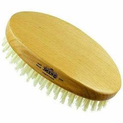 """Kent - Gentleman's Hairbrush Model No. MG3, Oval 5""""x 2 3/4"""","""