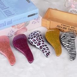 Glitter Magic Handle <font><b>Hair</b></font> <font><b>Brush