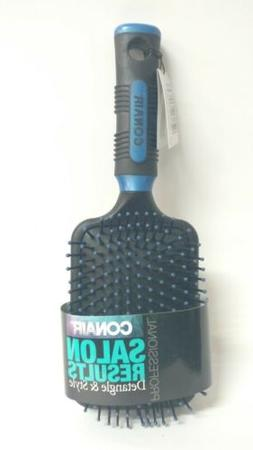 Conair Pro Hair Brush, Paddle, Cushion Base