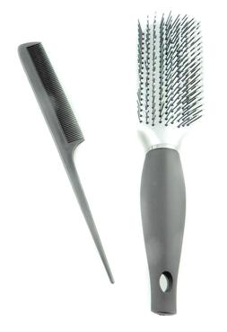 Hair Brush And Comb Set All Types Of Hair