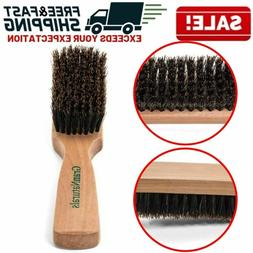Hair Brush Boar Bristles Soft Medium Coarse Hair Styling Too