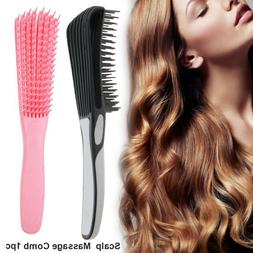 Hair Brush Curls and straight  Scalp  Massage Comb Hairdress