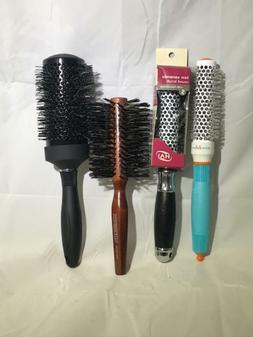 Hair brushes Assorted Colors, Styles, and Sizes