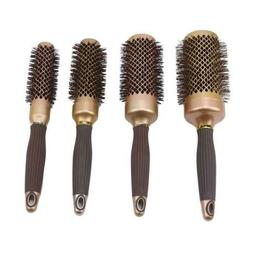 Hair Brushes,Hairbrush Round Comb Hair Brush Blow Dry Drying
